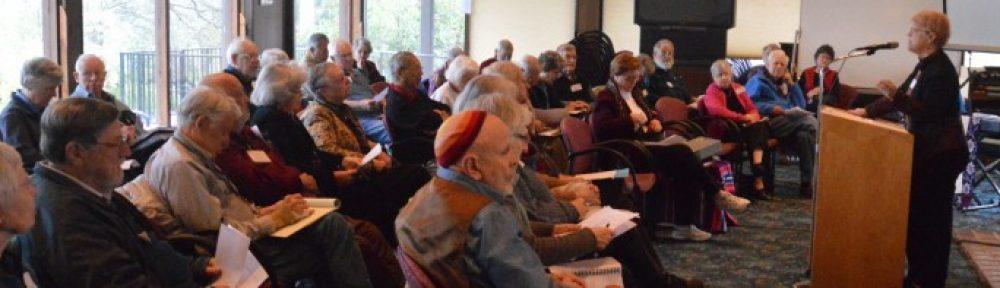 Ecumenical Retired Clergy Retreat